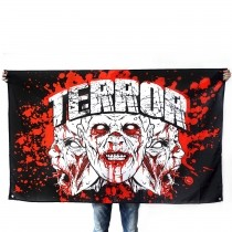 Terror Flag 'Bloody Core'