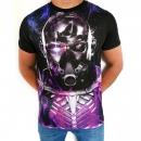 100% Hardcore T-Shirt Toxic purple Subli