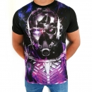 100% Hardcore T-Shirt Toxic purple Subli