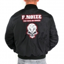 F Noize. Baseball Jacket