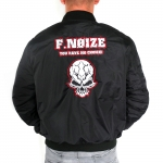 F Noize. Baseball Jacket