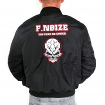 F. Noize Baseball Jacket