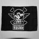 The Sickest Squad Flag
