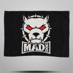 Bandiera Dj Mad Dog
