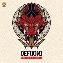 DEFQON 1 2016 4 cd