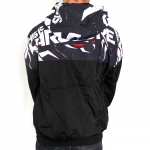 Full TiH Scorpion logo windproof jacket