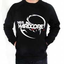This is Hardcore Sweater Scorpion style