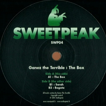 The Box - Ganez The Terriblerator & Ster