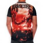 100% Hardcore T-Shirt Warrior Orange Sub