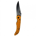 Survival Knife Clip Black/Gold