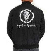 CSR Baseball Jacket 'Speedcore Worldwide'
