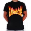 Hardcore Flame Shortsleeve