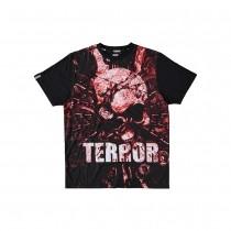 Terror T shirt It aint Over