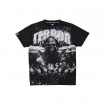 Terror T shirt Graveyard