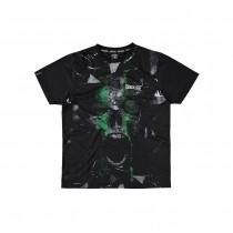 100% Hardcore T-Shirt Bite You green Sublimation