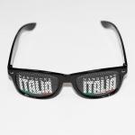 Hardcore Italia Logo Sunglasses
