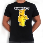 Wanna play? T-shirt Forze style
