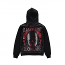 100% Hardcore Hooded Zipper Rampage
