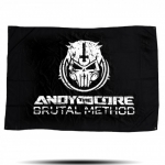 Flag Andy The Core 100 x 150