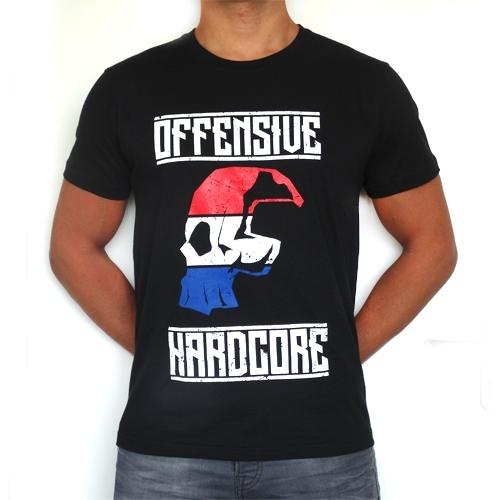 Offensive Nl T Shirt Hardcore Offnlssb Shortsleeve