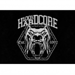 100% Hardcore Dog-2 Banner