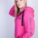 100% Hardcore basic lady hozip Pink/Blac