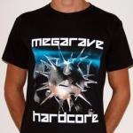 Megarave Hardcore shortsleeve