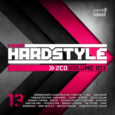 Slam! Hardstyle Volume 13