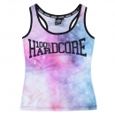 100% Hardcore Lady singlet Dream allover