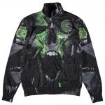 100% Hardcore Trainingsjacket Bite Green