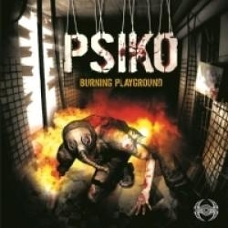 Psiko Burning Playground 2lp