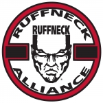 Ruffneck Alliance sticker medium