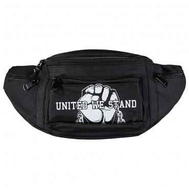 100% Hardcore hipbag United We stand
