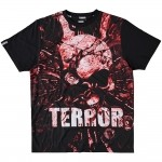 Terror T shirt It aint Over