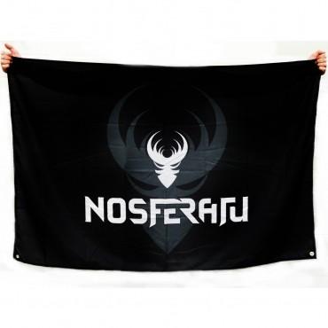 Nosferatu Flag 100x150 cm