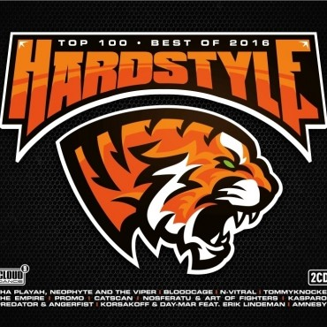Hardstyle Top 100 2016