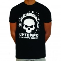Uptempo is the tempo logoT-shirt