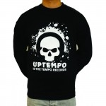 Uptempo is the tempo crew neck sweater