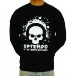 Uptempo is the tempo crew neck sweater