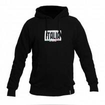Hardcore Italia Logo Hooded