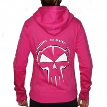RTC17 Pink Lady Hooded Zip