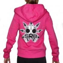 SRB Pink Lady Hooded Zipper