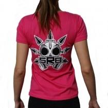SRB Logo pink lady T-shirt