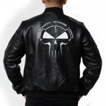 RTC Leather Bomber Jacket (Limited Edition Almost sold out!