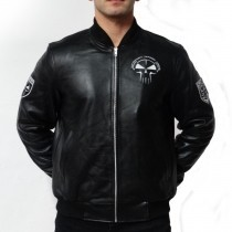 RTC Leather Bomber Jacket (Limited Edition BACK IN STOCK!