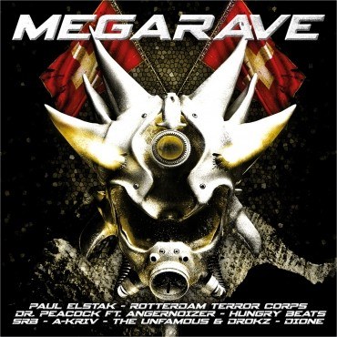 MEGARAVE 2017 SWISS EDITION 1cd