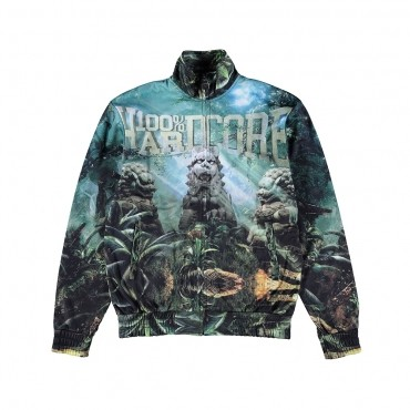 100% Hardcore Trainings Jacket Jungle