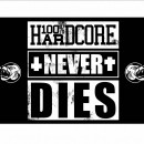 100% Hardcore Banner never dies