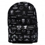 Black Hardcore Back Pack