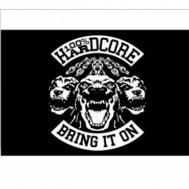 100 Hardcore Banner Bring It On 360029050 Flag Rigeshop